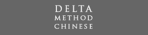 Delta Method Chinese logo
